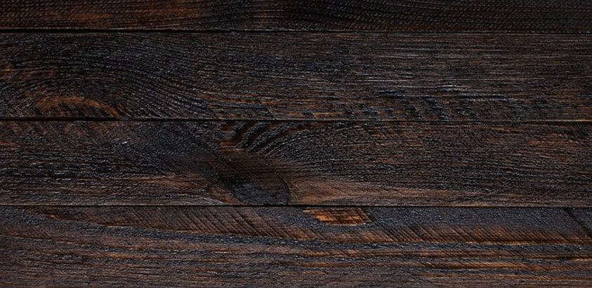 burnt wood cladding